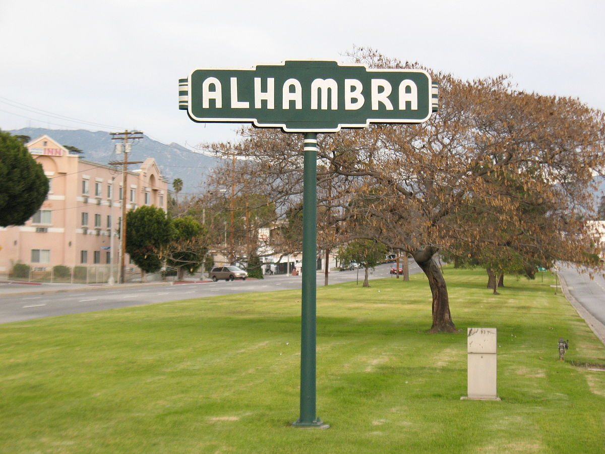 Alhambra movers