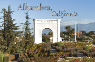 alhambra man and truck
